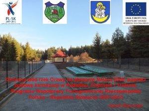 Ochrona wd rzek Orawy na obszarze Natura 2000