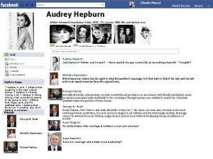 Claude Monet Audrey Hepburn British ActressHumanitarian 4 May