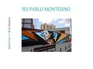 Las Palmas De Gran Canaria IES PABLO MONTESINO