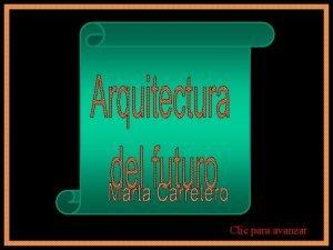 www vitanoblepowerpoints net Clic para avanzar La revolucionaria
