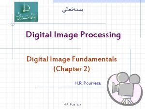 Digital Image Processing Digital Image Fundamentals Chapter 2