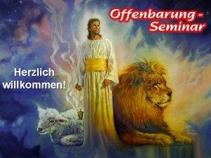 Herzlich willkommen Thema 3 Satan der besiegte Feind