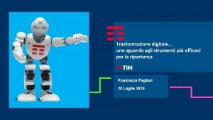 Trasformazione digitale uno sguardo agli strumenti pi efficaci