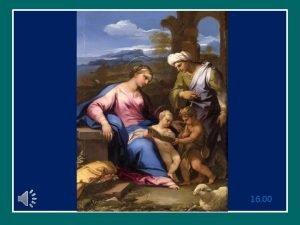 16 00 La Famiglia 32 Il padre2 Benedictus