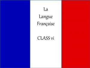 La Langue Franaise CLASS vi TEXTBOOK Workbook TEACHING
