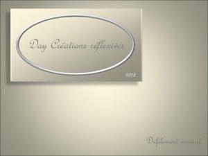 Day Crations rflexives 2012 Dfilement manuel Il faisait