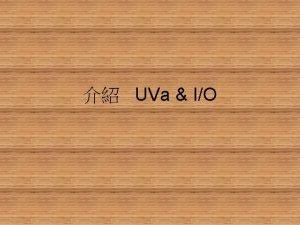 ACM ACMAssociation of Computing Machinery UVa http uva