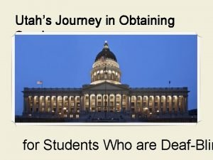 Utahs Journey in Obtaining Services for Students Who