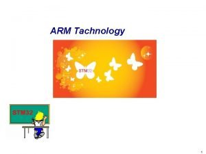 ARM Tachnology 1 Chapter 4 General Purpose and
