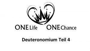 Deuteronomium Teil 4 Deuteronomium Kapitel 34 Verse 959