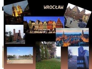 WROCAW Breslavia Wrocaw in polacco una citt della