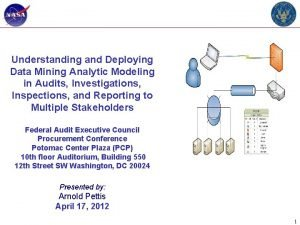 Understanding and Deploying Data Mining Analytic Modeling in