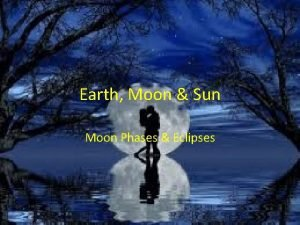Earth Moon Sun Moon Phases Eclipses Essential Standards