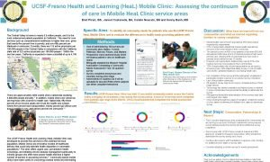 UCSFFresno Health and Learning Hea L Mobile Clinic