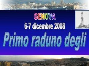 Con Carla e Daniela a spasso per Genova