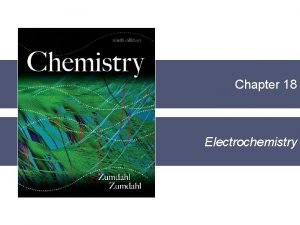 Chapter 18 Electrochemistry Khan Academy Galvanic Cell Review