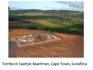 Tomba di Saartjie Baartman Cape Town Sudafrica Sebastien
