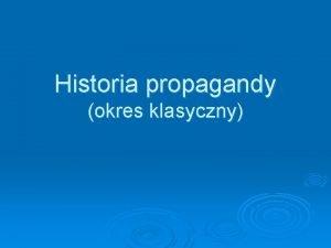 Historia propagandy okres klasyczny Grecja Sparta przez wiele