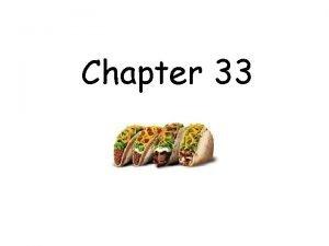 Chapter 33 Participles Four principal parts of a