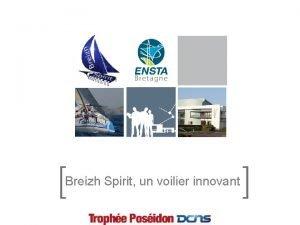 Breizh Spirit un voilier innovant Introduction Breizh Spirit