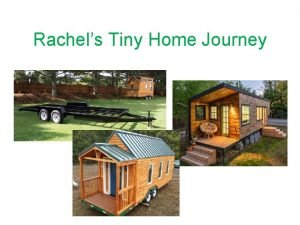 Rachels Tiny Home Journey Traditional Home Statistics For
