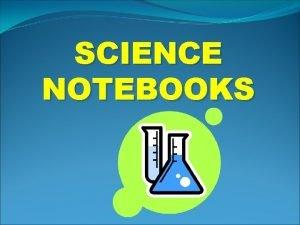 SCIENCE NOTEBOOKS QUIZ True or False 1 Science
