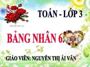 Ton Bng nhn 6 Vit php nhn tng