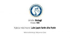 Lnda Biologji Klasa VIII Njsia msimore Lulet japin