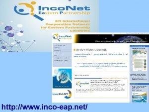 http www incoeap net The Inco Net Ea
