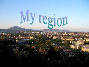 Region of Preov Region of Preov information It