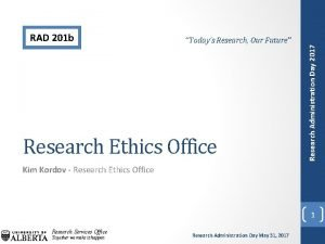 Todays Research Our Future Research Ethics Office Research