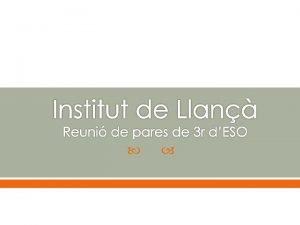 1 Modulaci MATRIA Hores setmanals Llengua catalana i