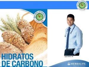 Luigi Gratton MD Hidratos de Carbono O que