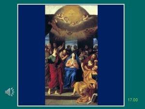 17 00 Anno della Fede Solennit di Pentecoste