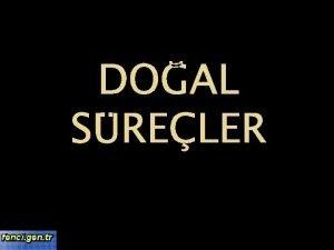 DOAL SRELER 1 Evren ve Dnyamz Nasl Olutu