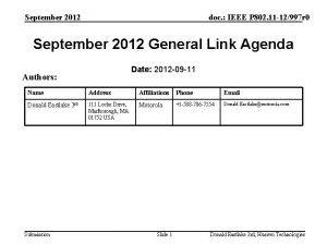 September 2012 doc IEEE P 802 11 12997