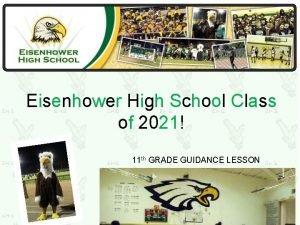 Eisenhower High School Class of 2021 11 th