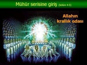 Mhr serisine giri blm 4 5 Allahn krallk