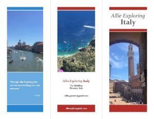 Allie Exploring Italy Through Allie Exploring Italy you