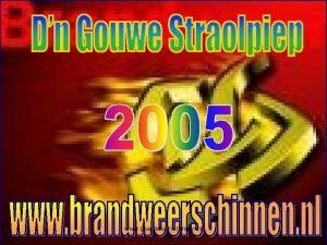 www brandweerschinnen nl Sinterklaas 24 van de stemmen