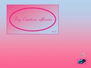 Day Crations rflexives 2014 Couvrechefs Non couvrechats Le