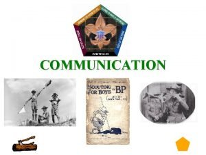 COMMUNICATION Communication Learning Objectives We will Relate the