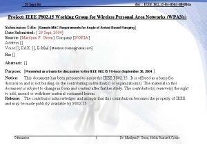 doc IEEE 802 15 04 0563 00 004