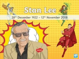 Who Was Stan Lee Stan Lee was born