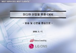 0 Contents 1 CRM 3 CRM CRM Advertiser