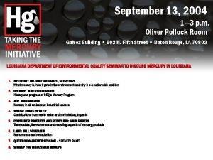 September 13 2004 1 3 p m Oliver