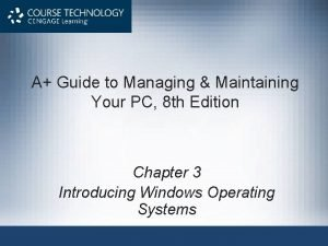 A Guide to Managing Maintaining Your PC 8