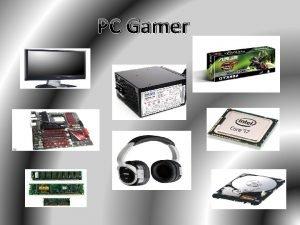 PC Gamer Monitor El monitor de computadora o