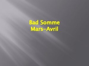 Bad Somme MarsAvril Cht France UNSS Amiens Romain