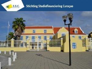 Kontenido Tareanan di Stichting Studiefinanciering Curaao SSC Unda